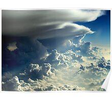 Building Storm Cells Poster