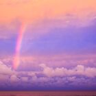 Twilight Rainbow by Silken Photography