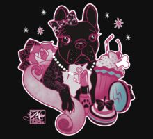 Frenchie Baby Tee
