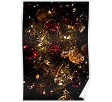 Christmas Tree Ornaments 3 Poster