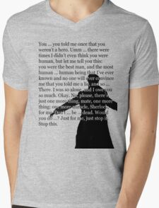 Reichenbach Fall (for light base colours) Mens V-Neck T-Shirt