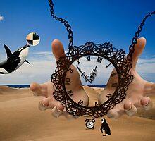 The Hands Of Time... by Karen  Helgesen