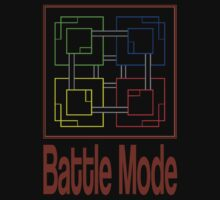 Battle Mode ala Mario Kart Shirt & Sticker by BangBangDesign