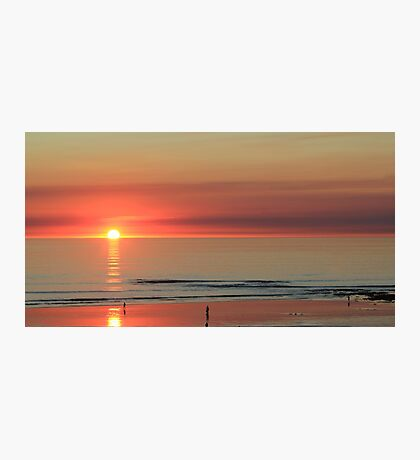 Sunset at Cable Beach Broome Photographic Print