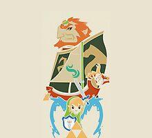 Zelda by saboe