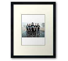Sleeping with sirens Framed Print