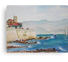 Antibes Provence Canvas Print