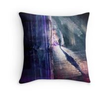 On the trail... Throw Pillow