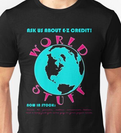 world o' stuff Unisex T-Shirt