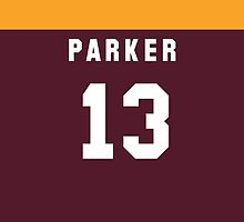 Corey Parker iPhone Cover by nweekly