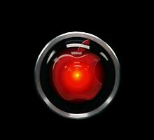 Hal iphone by Cliff Vestergaard