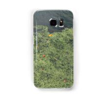 orange and bobber Samsung Galaxy Case/Skin