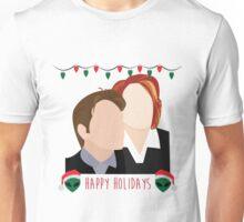 A Very X Files Christmas Unisex T-Shirt