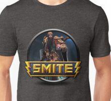 Smite Guan Yu Logo Unisex T-Shirt