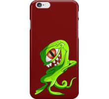 Cute Little One Eyed Monster!!! iPhone Case/Skin