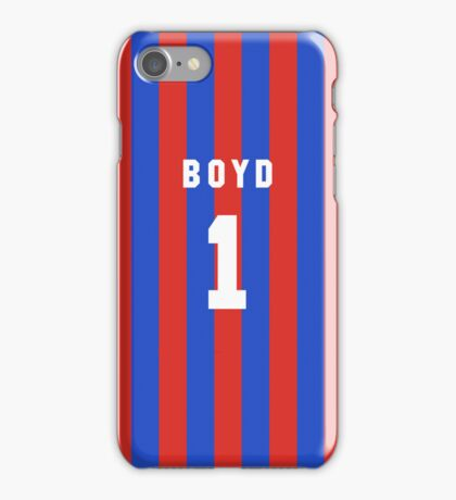 Darius Boyd iPhone Cover iPhone Case/Skin