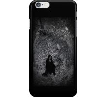 Hallowe'en: welcome to my lair iPhone Case/Skin