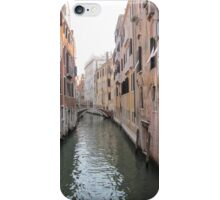 Venice canal iPhone Case/Skin