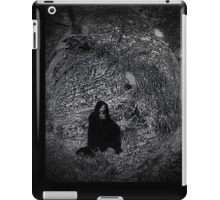Hallowe'en: welcome to my lair iPad Case/Skin