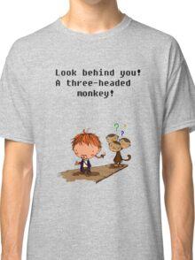 A three headed monkey Classic T-Shirt