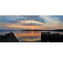 Bay Of Tranquility - Gateway to the West Photographic Print