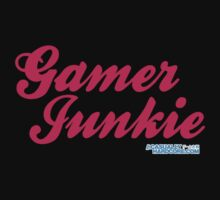 Gamer Junkie by GeekGamer