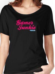 Gamer Junkie Women's Relaxed Fit T-Shirt