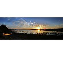 Bay Of Tranquility - Kanoe Photographic Print