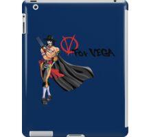 V for Vega iPad Case/Skin