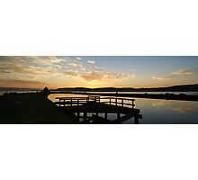 Bay Of Tranquility - The Moorings Photographic Print