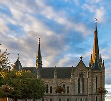 FORRES ST LAURENCE CHURCH by JASPERIMAGE
