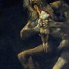 De Goya's Monsters by BrianJoseph