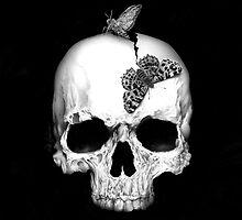 Skull and soul by jordygraph