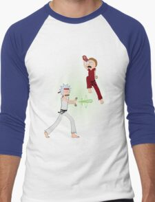 Rick Fighter 2 Men's Baseball ¾ T-Shirt