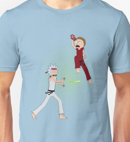 Rick Fighter 2 Unisex T-Shirt