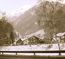 Austria winter time by Rob939