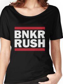 BUNKER RUSH Women's Relaxed Fit T-Shirt