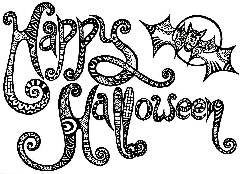 Happy Halloween by Wealie