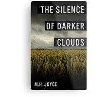 JD&J Design (The Silence of Clouds) Metal Print