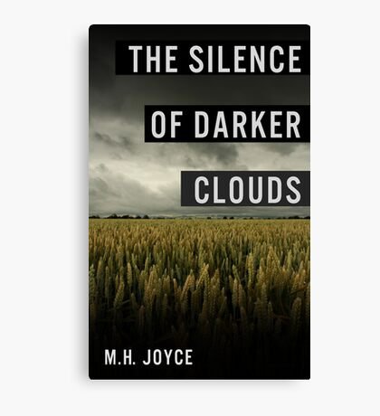 JD&J Design (The Silence of Clouds) Canvas Print