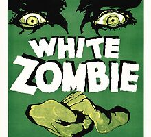 white zombie by claritykiller