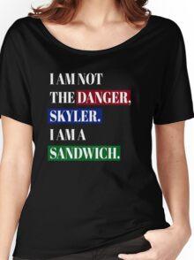 BREAKING BAD SANDWICH Women's Relaxed Fit T-Shirt