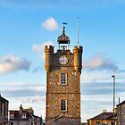 DUFFTOWN THE CLOCK TOWER by JASPERIMAGE