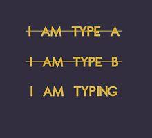 My personality type Zipped Hoodie