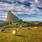 Carloway Broch by hebrideslight