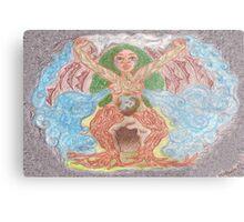 Goddess - Gaia Metal Print