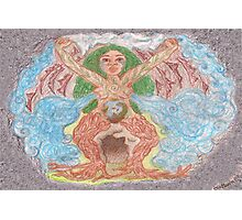 Goddess - Gaia Photographic Print