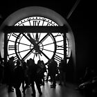 Musée d'Orsay by Roger McNally