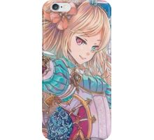 Force of Will - Alice, the Valkyrie of Fairy Tales iPhone Case/Skin