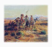 Charles Marion Russell - The Scouts by William Martin